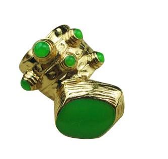 Green Spike Nugget